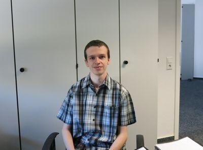 In dieser Woche haben wir den Praktikant Tobias Rebholz bei uns im Fabrikle.