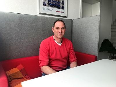 Torsten Schillinger arbeitet ab sofort bei der Michael Koch GmbH