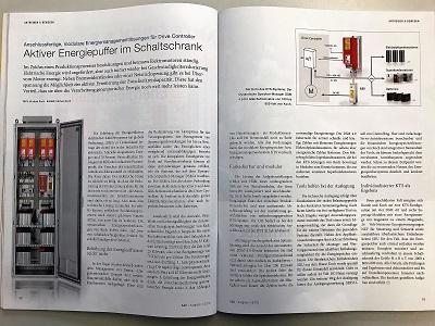 Rubrik-Opener A&D, Ausgabe 4-2018