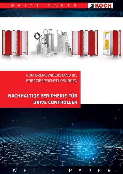 WP 2: Nachhaltige Peripherie für Drive Controller