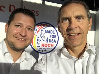 IAMD 2018 - Koch ist dabei