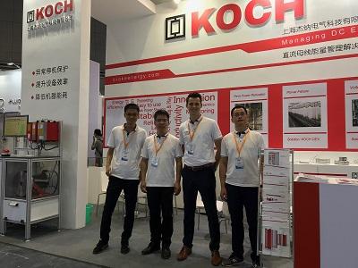 Michael Koch GmbH auf der IAS 2018