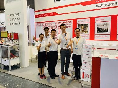Gute Stimmung in Shanghai auf der IAS
