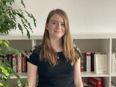 Unsere BOGY-Praktikantin Jennifer Schäfer